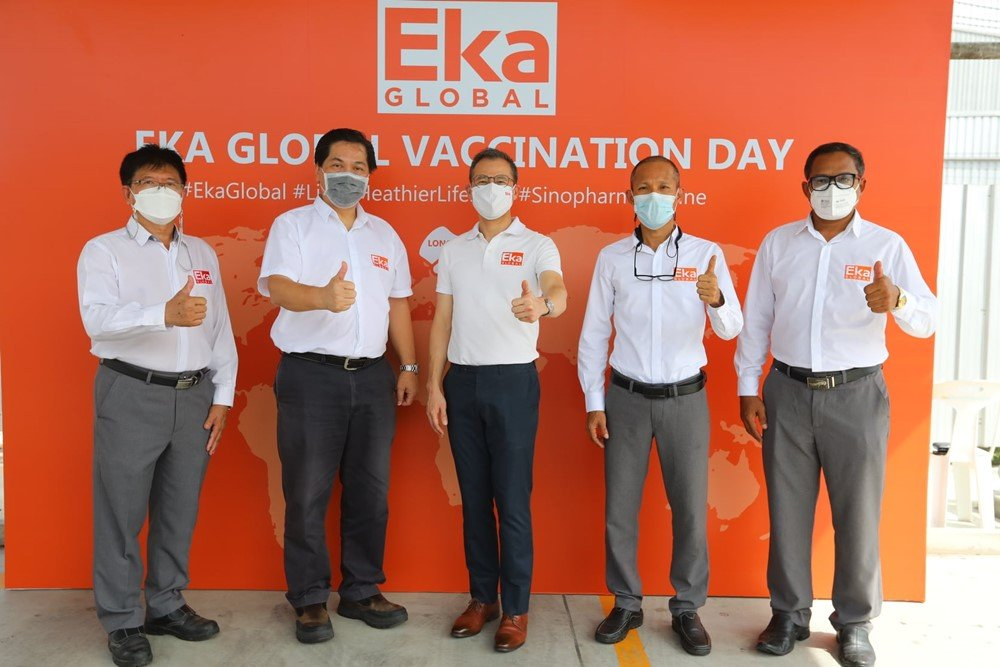 Eka Global Vaccination Day !!!!