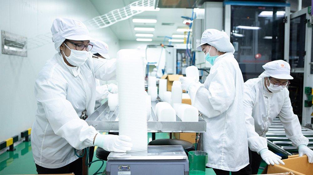 Eka Global Production process Longevity Packaging